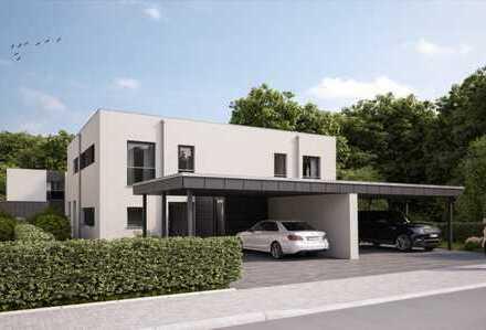 Moderne Doppelhäuser im exklusiven Villenpark - 50 % bereits verkauft
