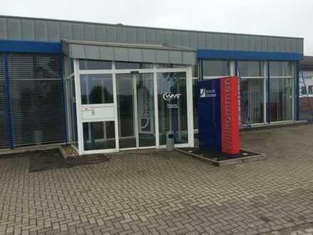 Bürogebäude mit Betriebswohnung zu vermieten!