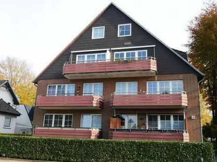 Frisch renovierte Wohnung mit ausgebautem Studio und Balkon!