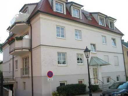 3-Raum-Wohnung mit Balkon und Tiefgaragenstellplatz zu vermieten