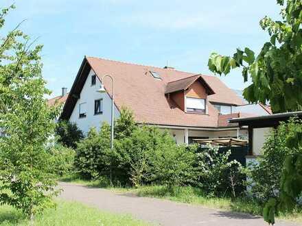 Kandel: 2 Familienhaus mit Keller, Garten und Terrasse