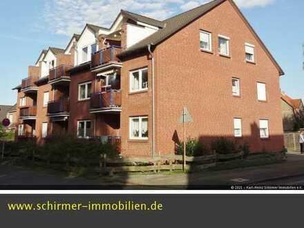 Komplett renovierte, schöne Wohnung im Zentrum von Lindhorst!