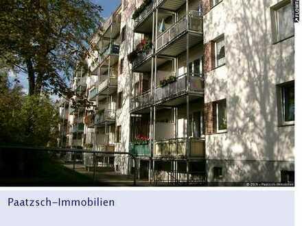Schöne 2 Raum mit Balkon in Leipzig-Mockau