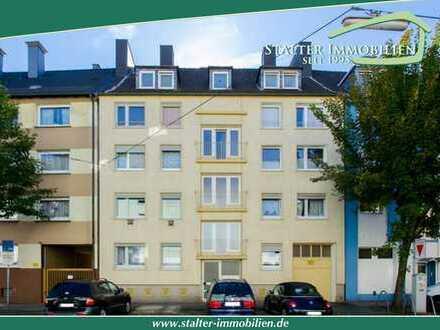 Zentral gelegene 3 Zimmer Wohnung in der Hattinger Innenstadt mit Ausblick