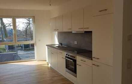 Moderne 2-Zimmer Wohnung im Neubaugebiet Lärchenwäldchen 9 in Gießen