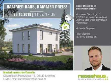 Massa führt wieder ein Aktionshaus ein - Samstag 26.10. von 11-17 Uhr !!