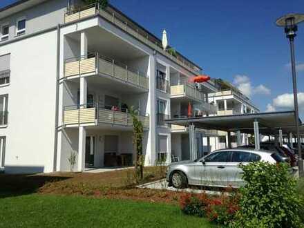 1,5-Zimmer-Senioren-Wohnung (ab 60 Jahre) mit Balkon in Meckenbeuren