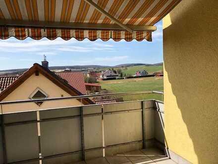 Großzügige 5-Zimmer-Wohnung in Albertshausen