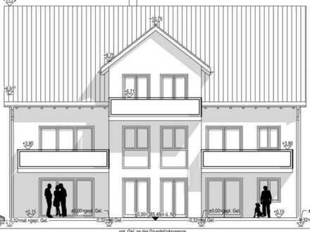 Moderne Eigentumswohnungen in Neuburg
