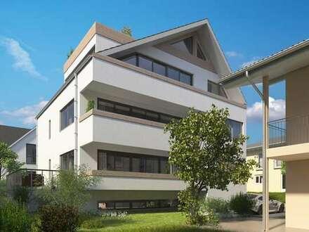 *Neubau* 3-Zimmer-Wohnung in begehrter Lage mit Loggia und Stellplätzen