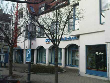Helle, zentrale 3 Zimmer Wohnung in Dietenheim mit Tiefgaragenstellplatz