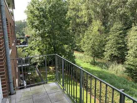 Ansprechende 3-Zimmer-Wohnung mit Balkon und EBK in Bremen