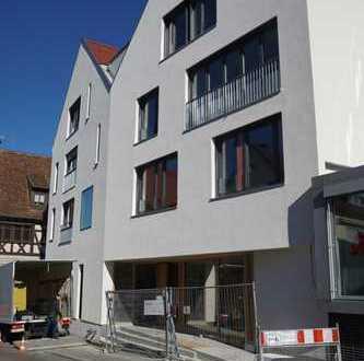 Erstbezug: exklusive 4-Zimmer-Wohnung mit EBK und Balkonloggia/Wintergarten in Fellbach