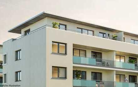 Wohnen mit Ausblick - Penthouse in Asperg!
