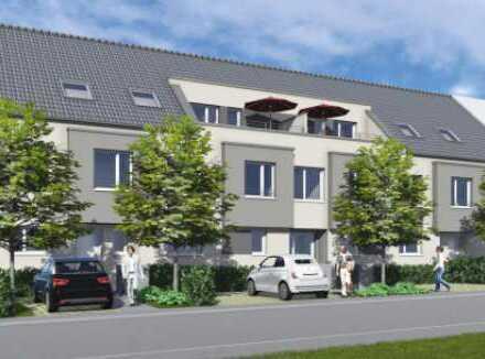 Hochwertige Maisonette-Wohnung mit Südterrasse und Blick über Obernau