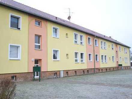 3-Raum-Wohnung im EG, Spüle und E-Herd sofern gewünscht