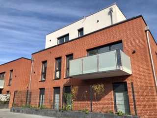 NEUBAU-ERSTBEZUG- Exklusives Penthouse über 2 Etagen mit Tiefgaragenstellplatz, Nähe VW u FS