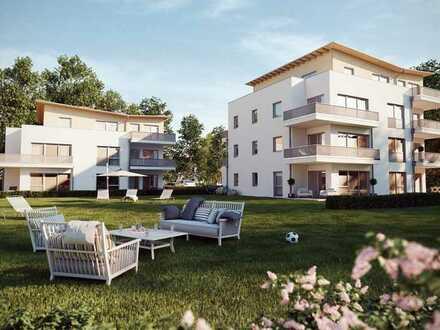 Exklusive 1 Zimmer-Wohnung mit Seeblick