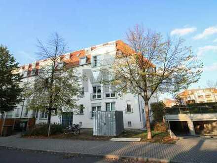 Gepflegtes 1-Zi.-Apartment mit TG-Stellplatz in Dresden-Laubegast