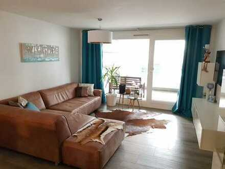 Exklusive, neuwertige 3-Zimmer-Wohnung mit Balkon und Einbauküche in Sindelfingen