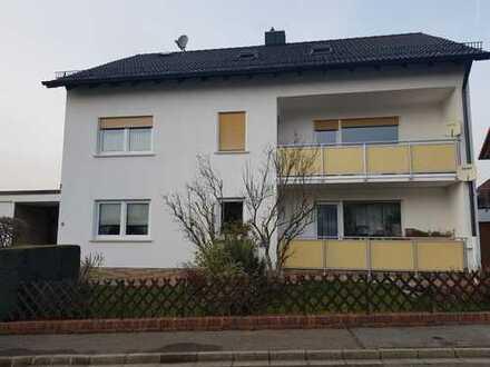 Helle 4-Zimmer-Wohnung mit Balkon in Schnaittach