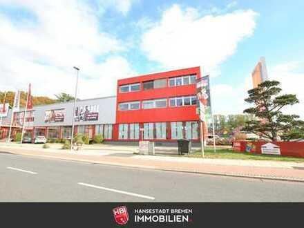 "Osterholz / 230 m² ""Shop in Shop"" Verkaufsfläche in Top-Lage direkt am Weserpark"