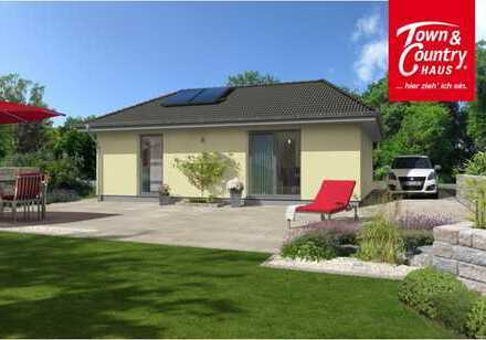 Grundstück & Haus (Neu) - schon ab 700,00 € / Monat