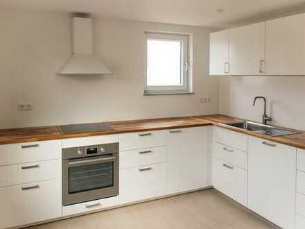 Helle 3-Zimmer Etagenwohnung mit 69 m² in Heilbronn-Kirchhausen - 1. OG in saniertem 2 Parteien-Haus