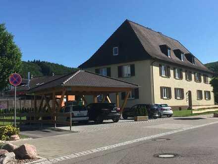 Moderne, frisch sanierte 4-Zimmer-Wohnung mit viel Charme in bester zentraler Lage in Blumberg