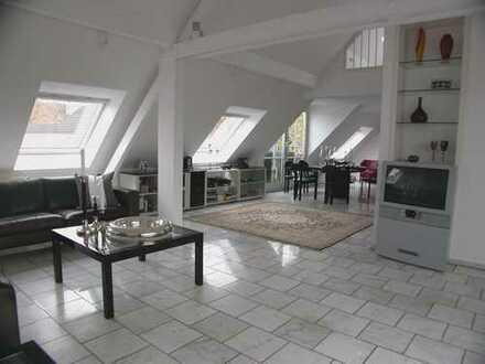 Schöne DG-Maisonette-Wohnung in der östlichen Innenstadt von Dortmund