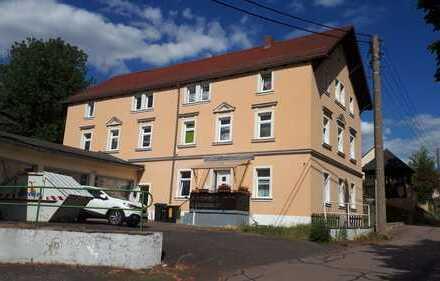 Neu renovierte 2 Raumwohnung in Leuben zu vermieten