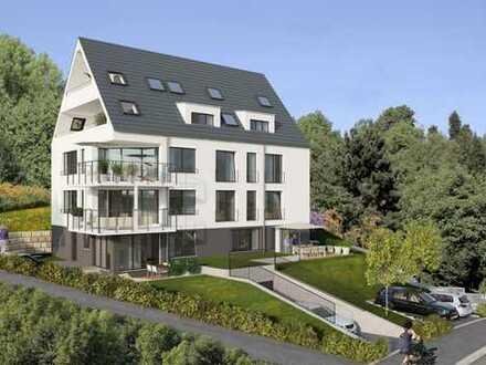 Erste Informationen vorab: 6 Neubauwohnungen in Stuttgarter Halbhöhenlage: EG Wohnung 2