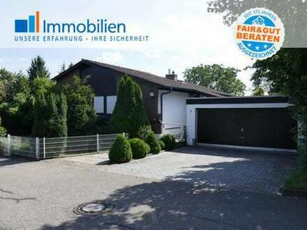 Einfamilienhaus mit parkähnlichem Garten in Randlage von Neuenstein!