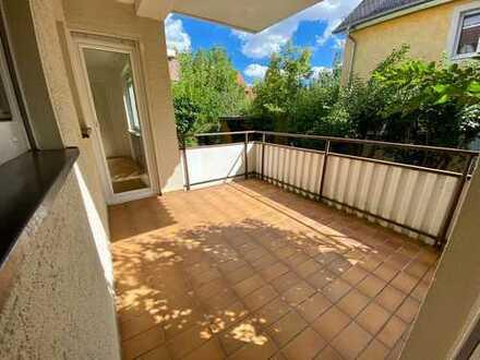 Stilvolle schöne 2-Zimmer-Wohnung mit Balkon und EBK in Stuttgart