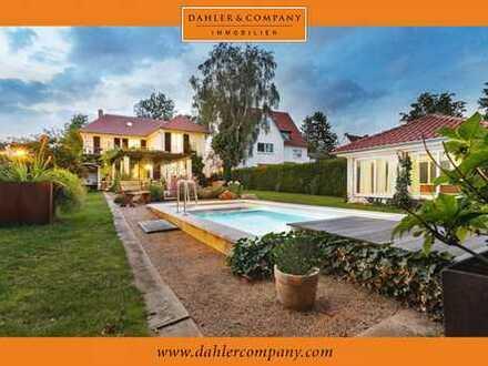 Stilvolle Villa am Zuckerberg (Courtagefrei)