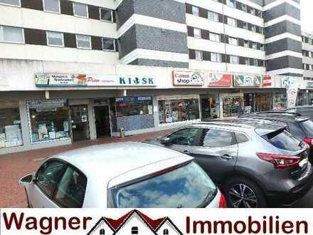 CityHous* Vermietetes Ladenlokal 82 qm m. 3 PKW-Stellplätze in City-Lage !