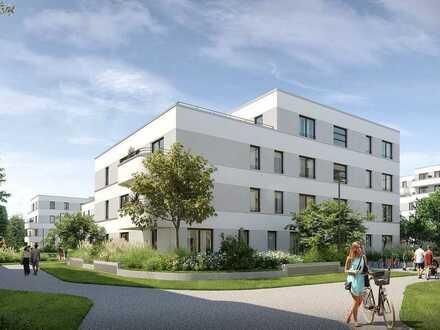 Stadtleben im Grünen: 4-Zimmer-Familiendomizil mit Sonnen-Balkon und 2 Bädern in Rodenkirchen