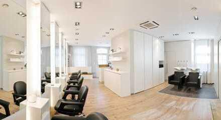 Exclusiv, modern und liebevoll ausgebautes Gewerbehaus/ Friseursalon - Vielseitig nutzbar!