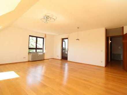 Exklusive Maisonette-Wohnung mit einzigartigem, modernem Schnitt und drei Balkons
