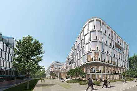 Neubau auf der Schwannstraße! Mieter im infinity Office werden!