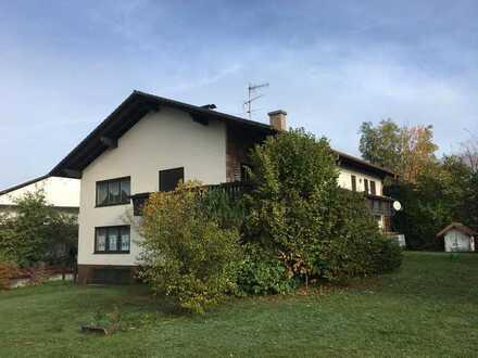 Geräumige 5-Zimmer-EG-Wohnung mit Terrasse in Münchweiler an der Rodalb