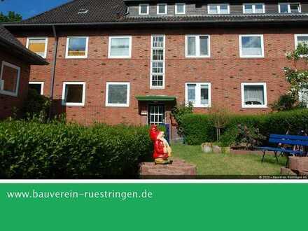 Kleine, feine Zwei-Zimmer-Dachgeschosswohnung in Siebethsburg