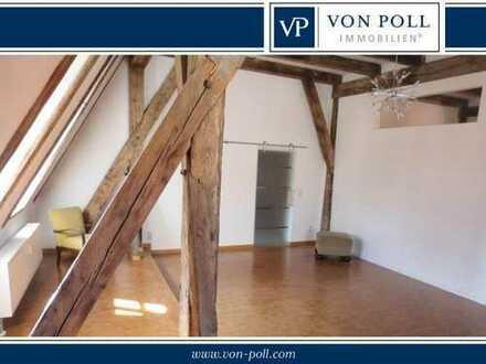 Attraktive teilmöblierte 1-Zimmer-Wohnung in der Nördlinger Altstadt