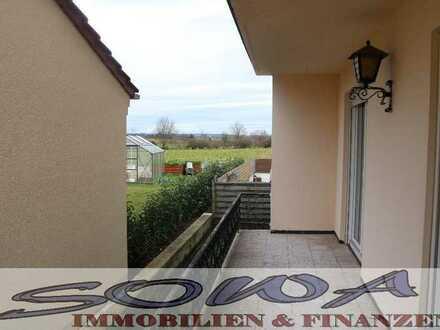 4 Zimmer Erdgeschosswohnung mit Garten und Garage für Hobbybastler und Handwerker in Karlshuld - ...