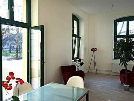"""""""Am Funkerberg"""" - Wohnen im Grünen: Stilvolle 3-Zimmer-Wohnung mit Süd-Balkon"""