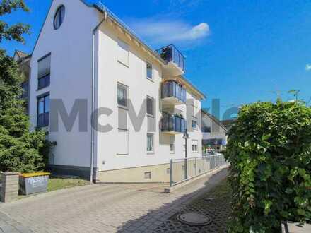 Vermietete 2-Zi.-ETW mit Balkon in Südwest-Ausrichtung und TG-Stellplatz in Dresden-Tolkewitz