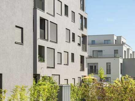 Neubau-Erstbezug: HOMERUN - Gemütliche 4-Zimmerwohnung mit hochwertiger Einbauküche