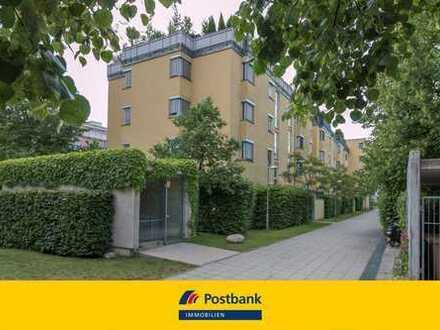 Moderne 3 ZKB-Wohnung mit Südbalkon, Lift, TG - sofort einziehen am Isar Hochufer!