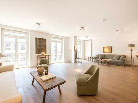 Ruhige, neuwertige 2-Zimmer-Wohnung am Promenadeplatz