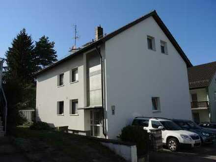 Schöne, gepflegte 3-Zimmer-Dachgeschosswohnung zur Miete in Völkersbach